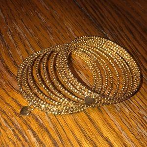 Stella & Dot Gold Bracelet